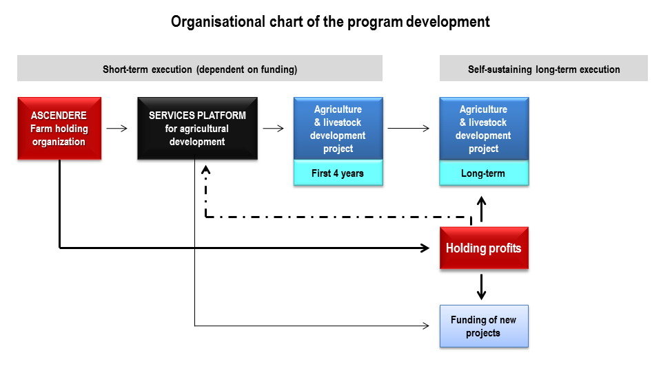 End-to-End Organizational Charting Solution